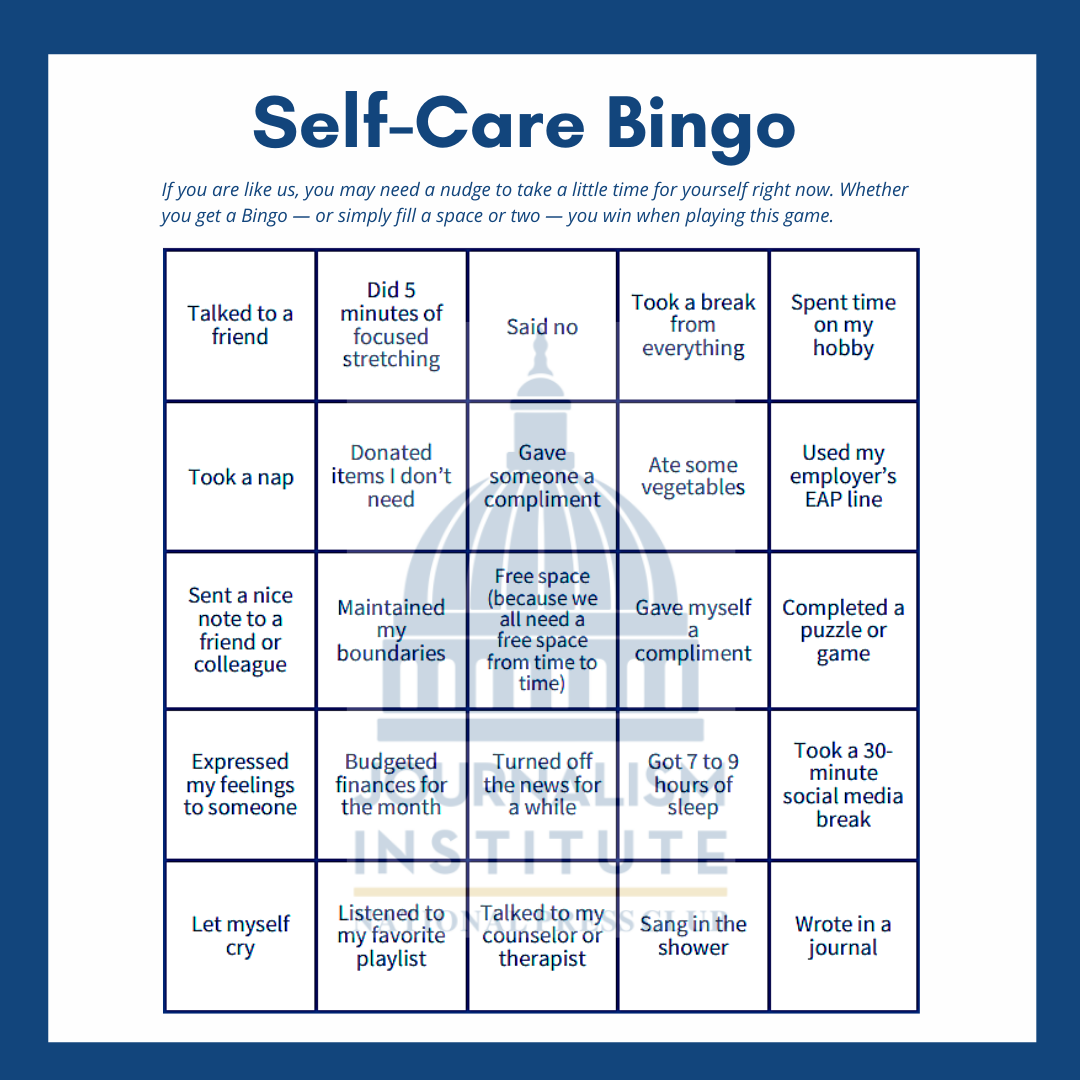 Self Care Tips For Journalists Journalism Institute